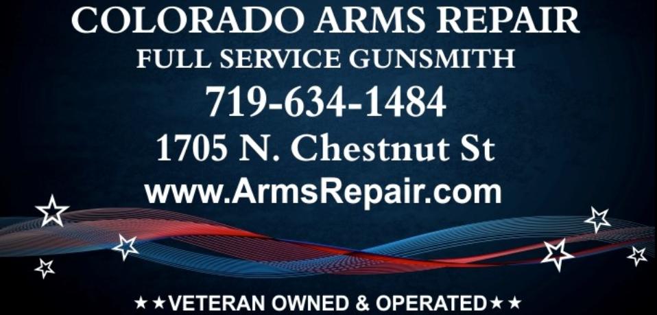 Colorado Arms Repair